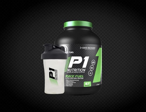 FREE P1 Nutrition With Every Purchase!