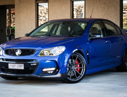 Before & After: TEKNO Performance Stage 3.5 PowerPack // Holden VF Series II SSV