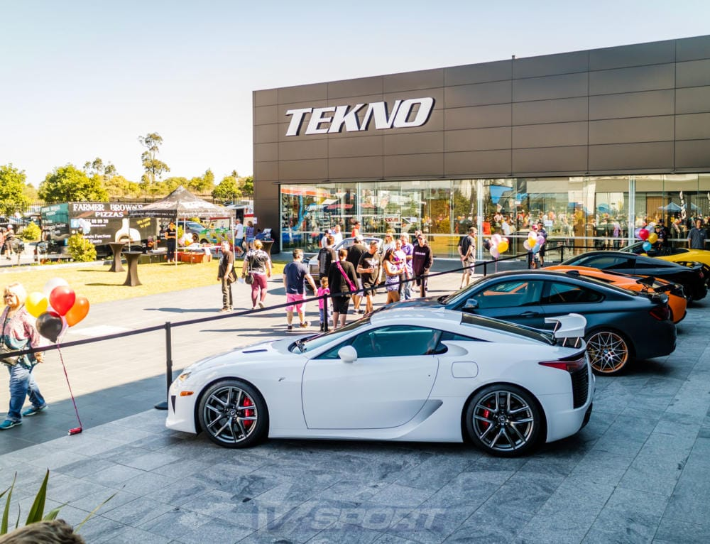 TEKNO Open Day 2017